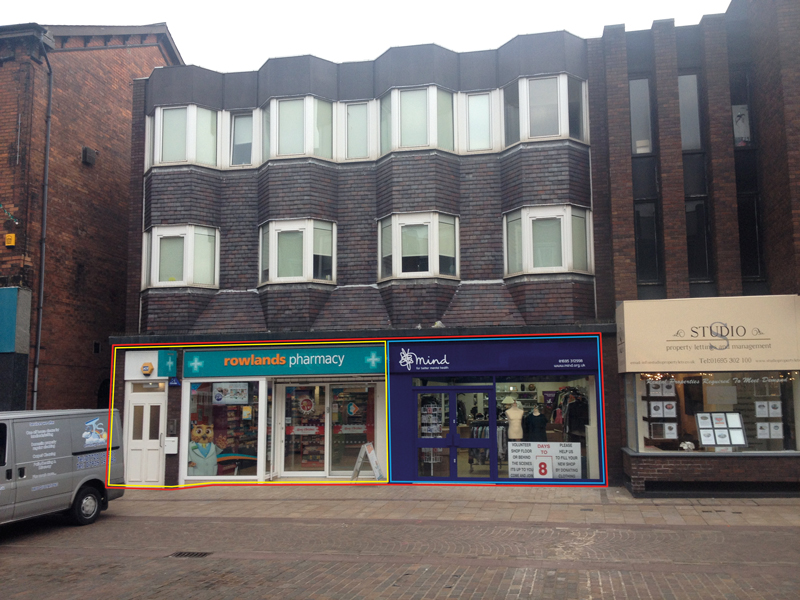 To Let, Units A & B, 14 Aughton St, Ormskirk L39 3BW