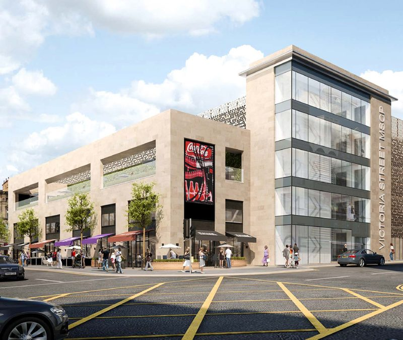 To Let, Retail/leisure, new-build bar/restaurant premises, Victoria Street, Liverpool L1 6BX